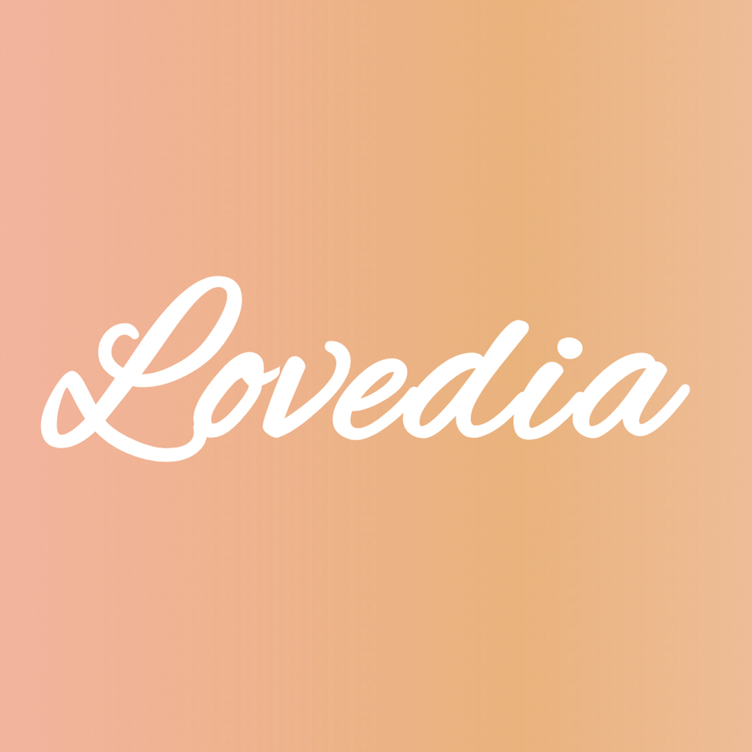 Lovediaのロゴ